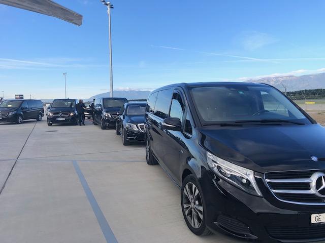 Transfers from Geneva Airport