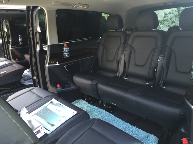 Geneva Van VIP service
