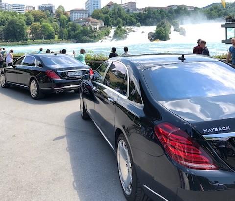 Service limousine Geneva
