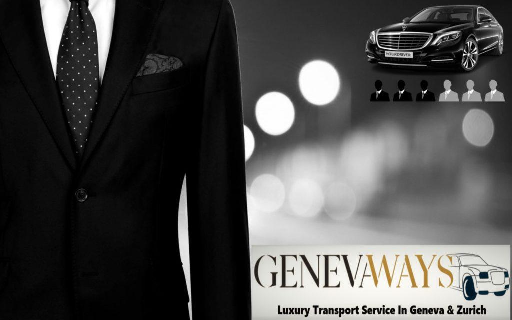 Professional private drivers in Geneva