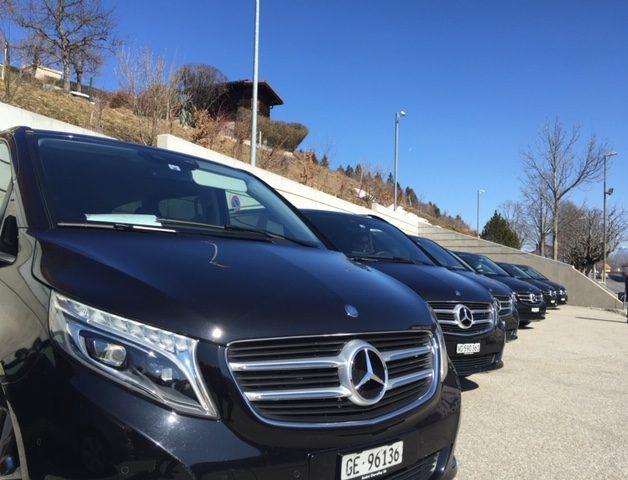 private Transfers in Geneva