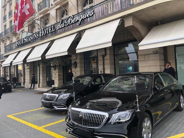 Private transfers from Geneva