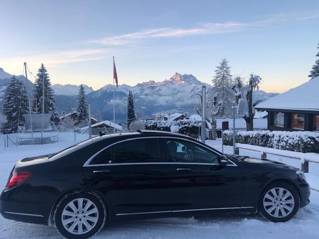 VIP Ski Transfers from Geneva
